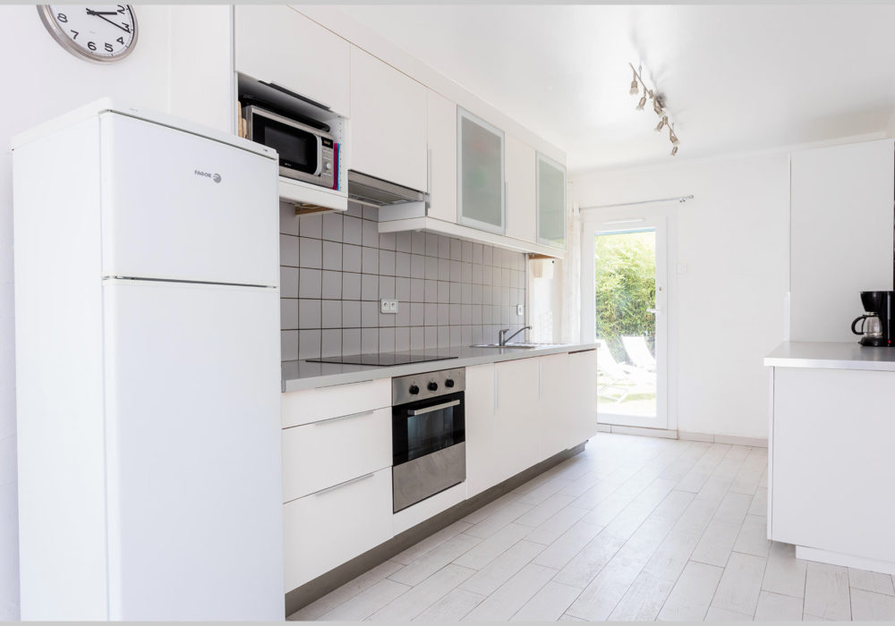 Photo  villa cassin montpellier cuisine
