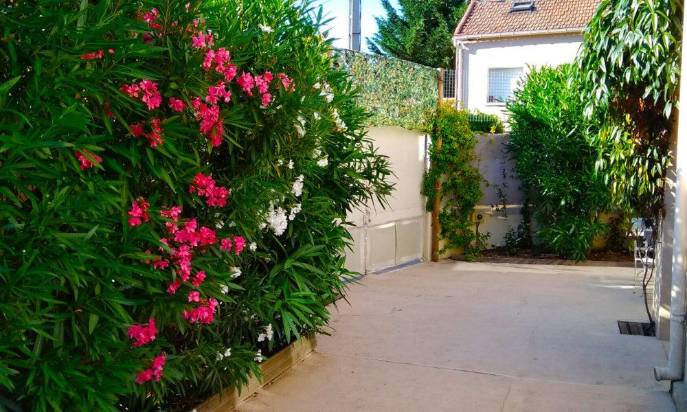 villa cassin terrasse montpellier