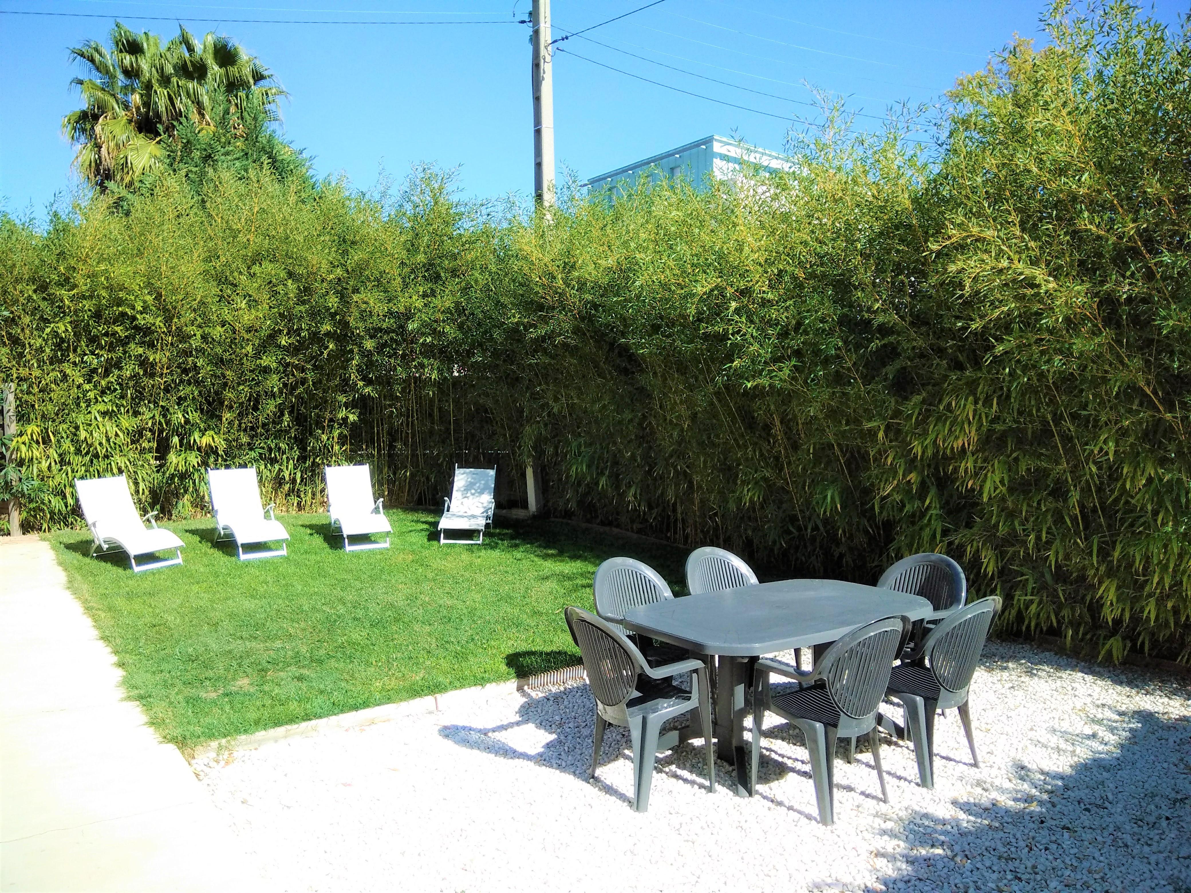 Jardin Villa Cassin