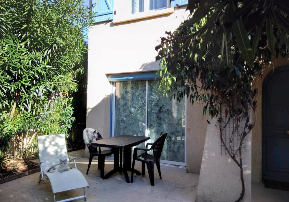 Photo  Terrasse Villa Cassin