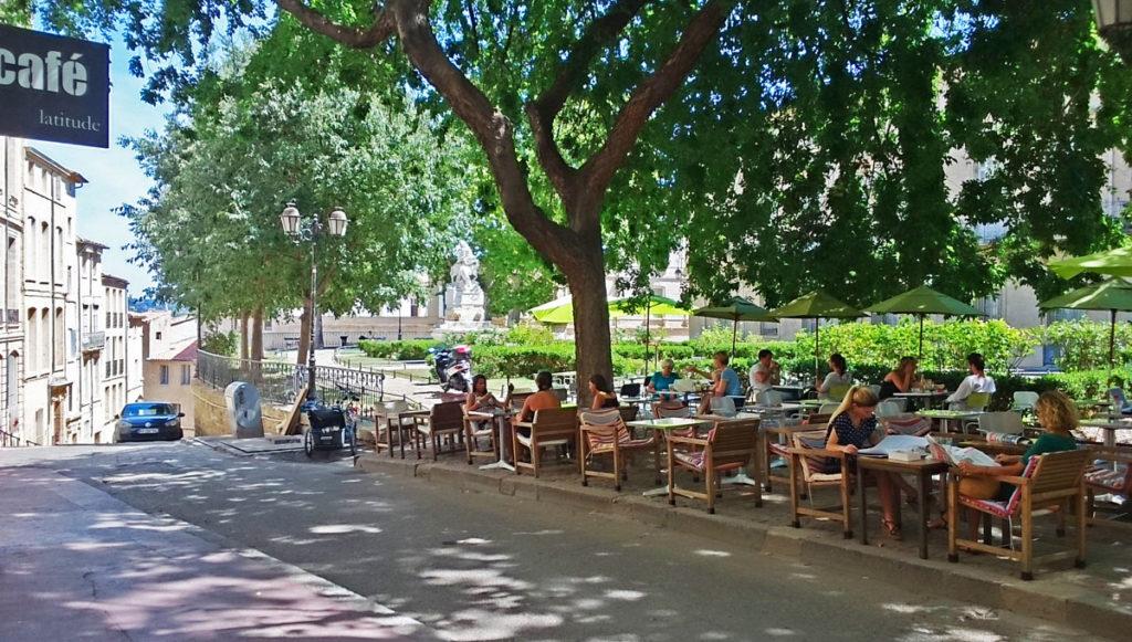 place canourgue montpellier