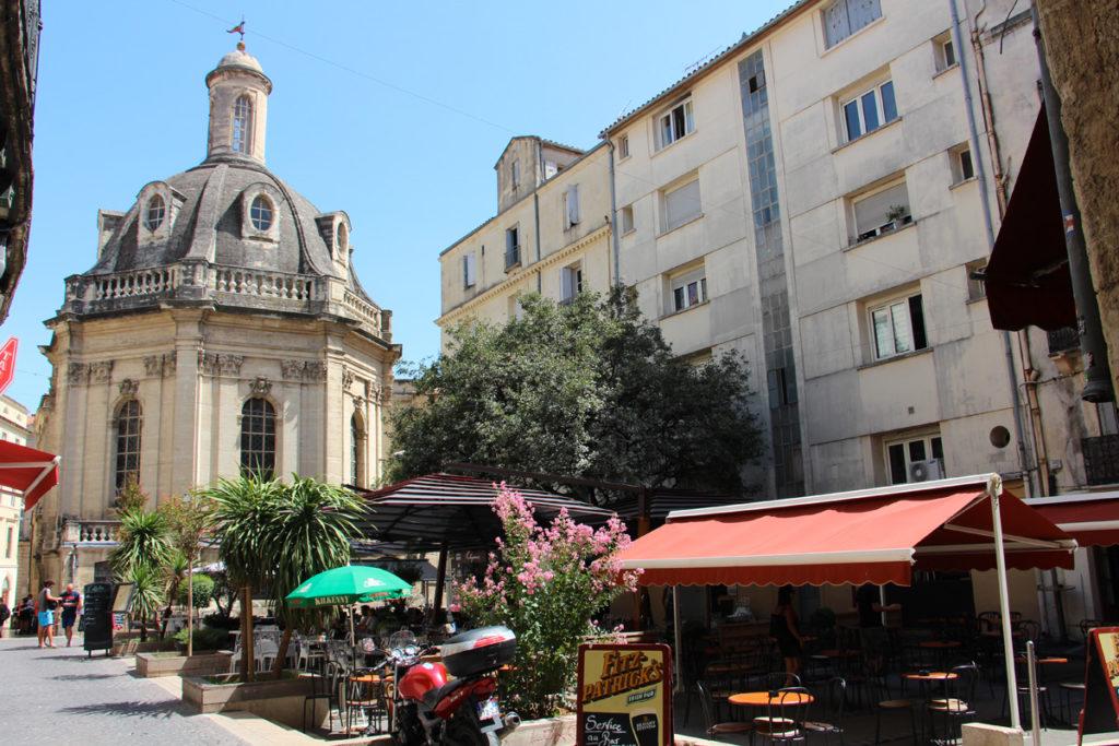 place saint come montpellier