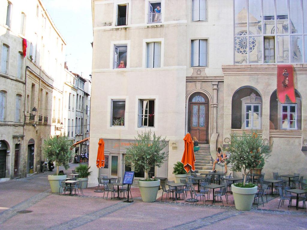 place saint roch montpellier